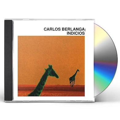 Carlos Berlanga INDICIOS CD