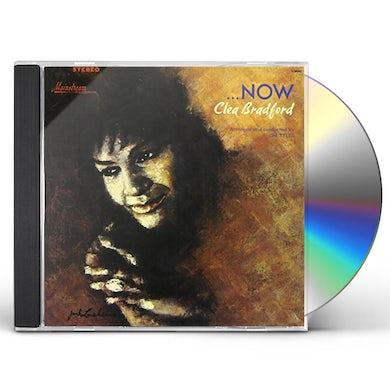 Clea Bradford NOW CD