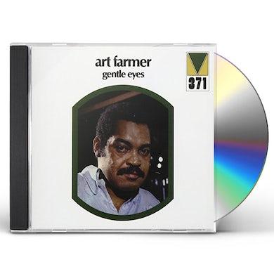 Art Farmer GENTLE EYES CD