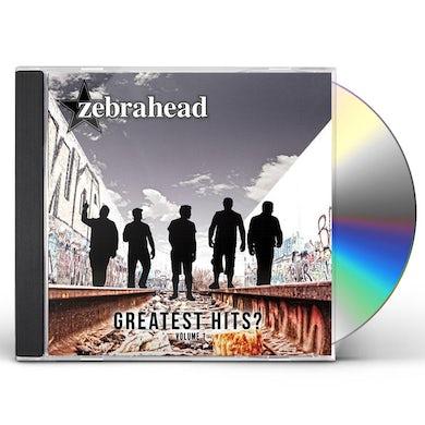 Zebrahead GREATEST HITS CD