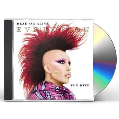 Dead or Alive EVOLUTION: THE HITS CD