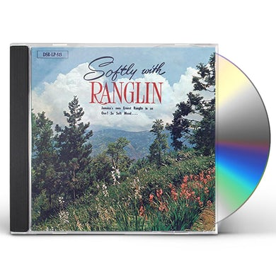 Ernest Ranglin SOFTLY WITH RANGLIN CD