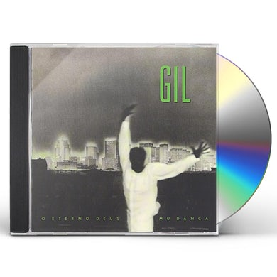 Gilberto Gil O ETERNO DEUS MU DANCA CD