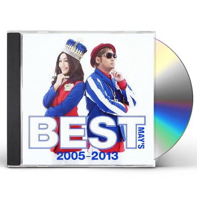MAY'S BEST 2005 - 2013 CD