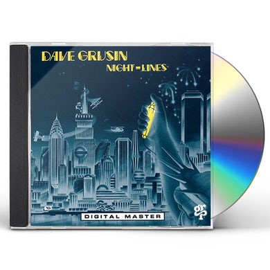Dave Grusin NIGHT LINES CD