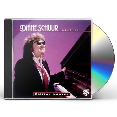 Diane Schuur DEEDLES CD
