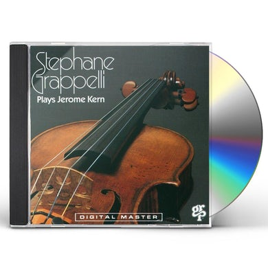Stephane Grappelli SMOKE GETS INTO YOUR EYES: PLAYS J.KERN CD