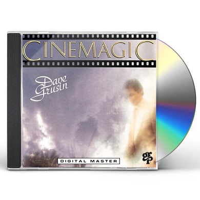 Dave Grusin CINEMAGIC CD