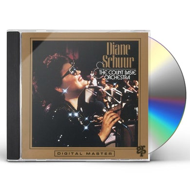 Diane Schuur & THE COUNT BASIE ORCHESTRA CD