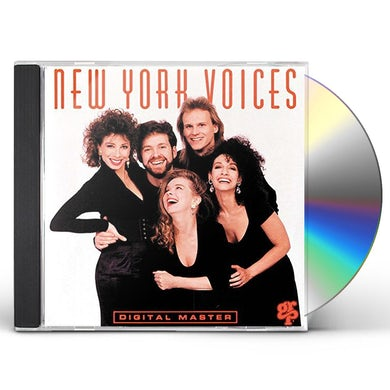 NEW YORK VOICES CD