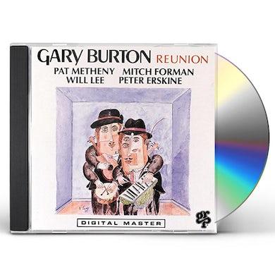 Gary Burton REUINON CD