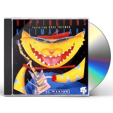 Rippingtons KILIMANJARO CD