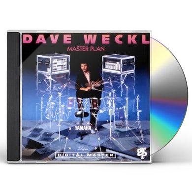 Dave Weckl MASTER PLAN CD