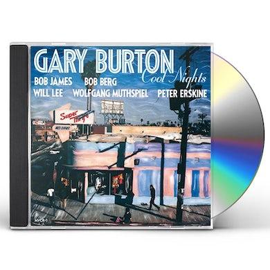 Gary Burton COOL NIGHTS CD