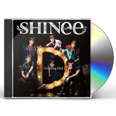 SHINee DAZZLING GIRL CD