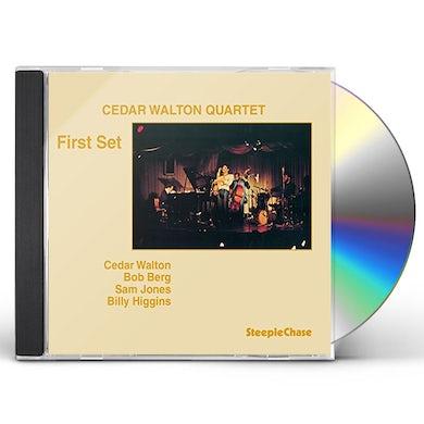 Cedar Walton FIRST SET CD