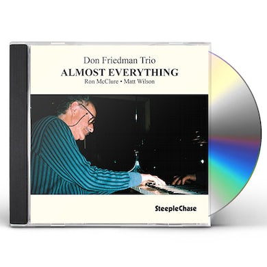 Don Friedman ALMOST EVERYTHING CD