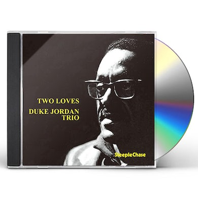 Duke Jordan TWO LOVES CD