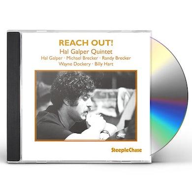 Hal Galper REACH OUT CD