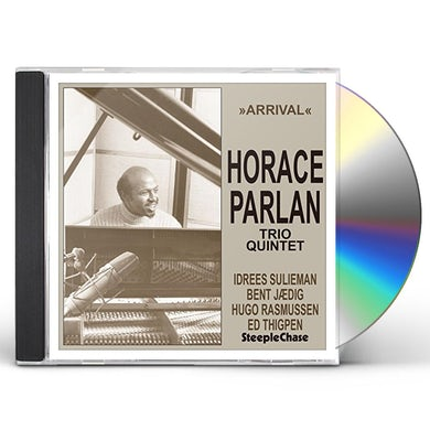 Horace Parlan ARRIVAL CD