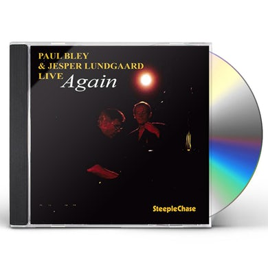Paul Bley LIVE AGAIN (& JESPER LUNDGAA) CD