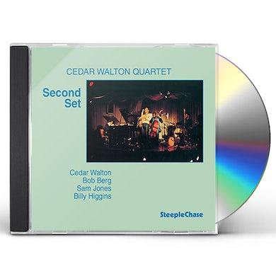 Cedar Walton SECOND SET CD
