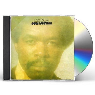 Jon Lucien I AM NOW CD