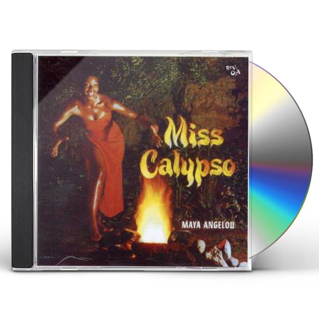Maya Angelou MISS CALYPSO CD