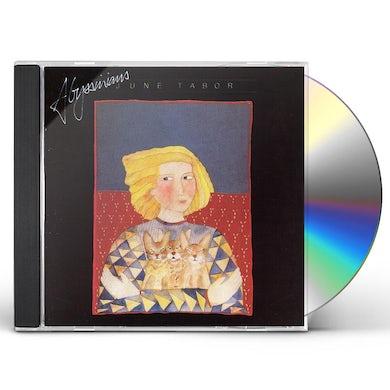 June Tabor ABYSSINIANS CD