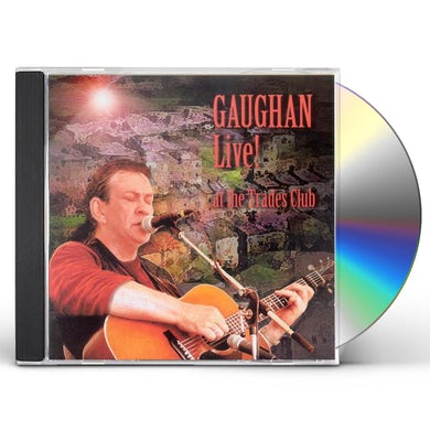 Dick Gaughan GAUGHAN LIVE! AT THE CD
