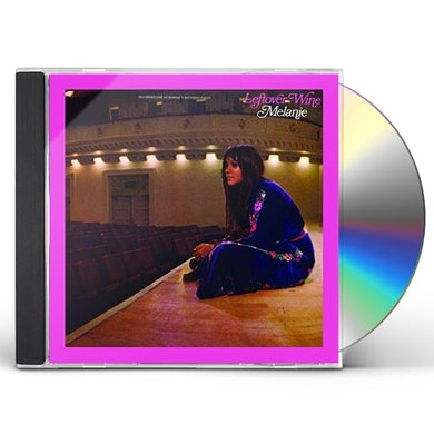 Melanie LEFTOVER WINE CD