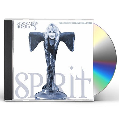 Deborah Bonham SPIRIT: COMPLETE SESSIONS REMASTERED CD