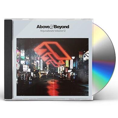 Above & Beyond ANJUNABEATS VOLUME 12 CD
