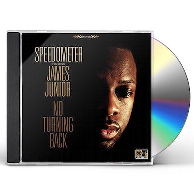 Speedometer NO TURNING BACK CD