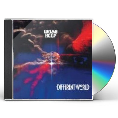 Uriah Heep DIFFERENT WORLD CD