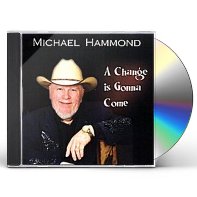 Danny Summer CHANGE IS GONNA COME CD