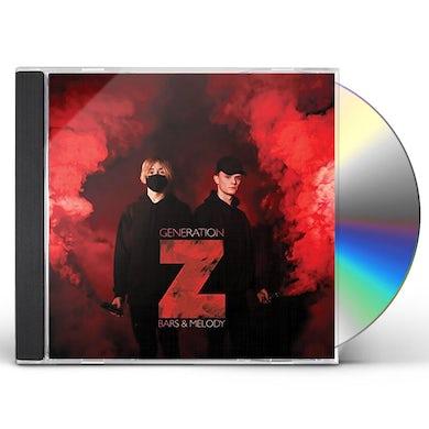 BARS & MELODY GENERATION Z CD