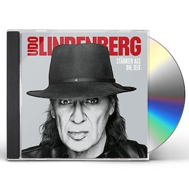 Udo Lindenberg STARKER ALS DIE ZEIT CD