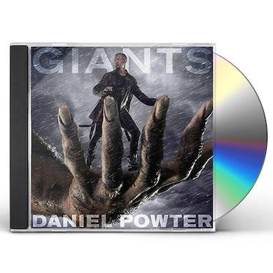 Daniel Powter GIANTS CD