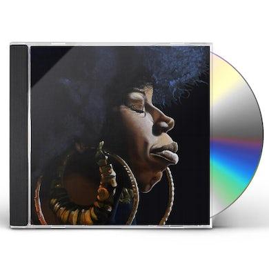 Georgia Anne Muldrow OVERLOAD CD