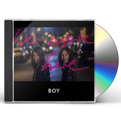 WE WERE HERE: BOYTEL EDITION CD