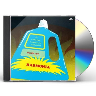 MUSIK VON HARMONIA CD