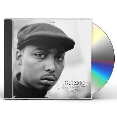 Guizmo AMICALEMENT VOTRE CD