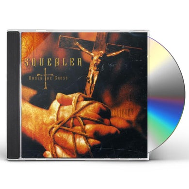Squealer UNDER THE CROSS CD