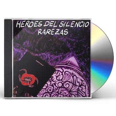 Heroes Del Silencio RAREZAS CD