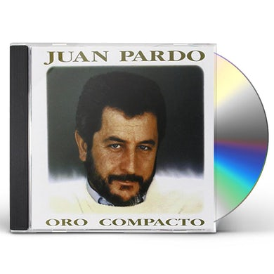 Juan Pardo ORO COMPACTO CD