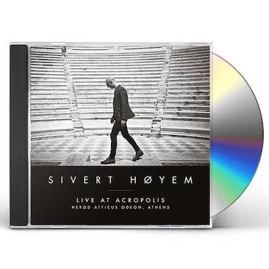 Sivert Hoyem LIVE AT ACROPOLIS: HEROD ATTICUS ODEON ATHENS CD