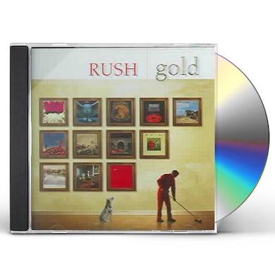 Rush Gold (2 CD) CD