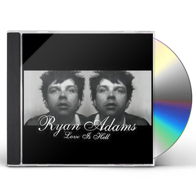 Ryan Adams LOVE IS HELL CD