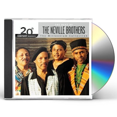 Neville Brothers 20TH CENTURY MASTERS: MILLENNIUM COLLECTION CD